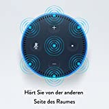 Amazon Echo Dot (2. Gen.) Intelligenter Lautsprecher mit Alexa, Schwarz - 6