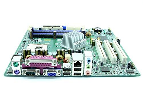 001 Compaq System (HP Compaq P/N 360427-001 369795-001 DC5000 Mainboard System Board Socket 478 (Generalüberholt))