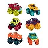 Battat bt2521z Mini Monster Trucks