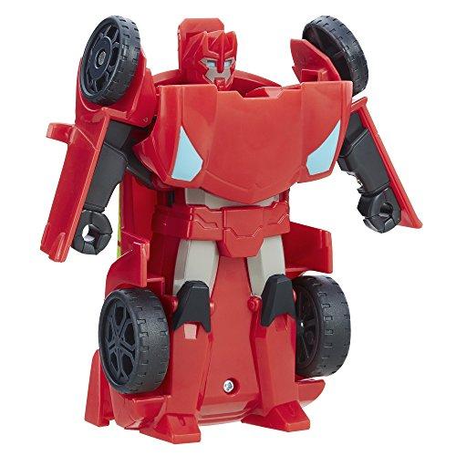 Playskool Heroes Transformers Rescue Bots Sideswipe