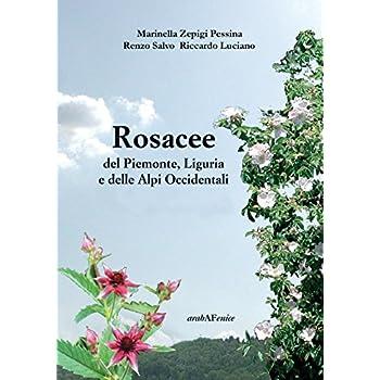 Rosacee Del Piemonte. Liguria E Delle Alpi Occidentali. Ediz. Illustrata