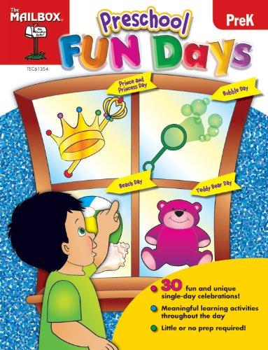 Die Mailbox B-cher TEC61354 Preschool Fun Days (Mailbox Fun)