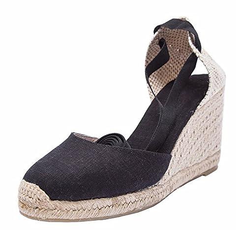 Women Denim Sandals,3