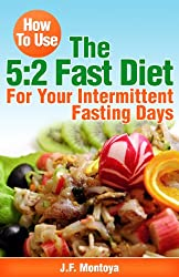 How To Use The 5:2 Fast Diet: For Your Intermittent Fasting Days (Lose Weight Fast)