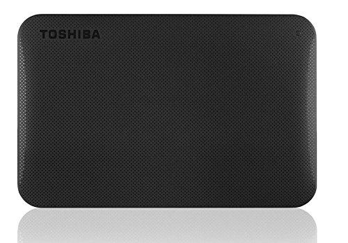 Toshiba Canvio Ready 2 TB Hard Disk Esterno, Nero
