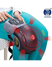 JSB Hf124 Professional Knee Massager For Pain Relief With V