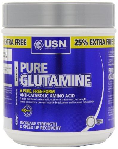 USN-L - Poudre Force Muscle Glutamine & Récupération