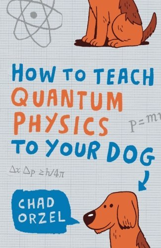 How to Teach Quantum Physics to Your Dog by Orzel, Chad (October 1, 2010) Paperback