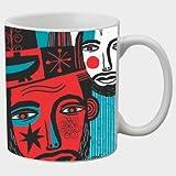Printland Toon White Coffee Mug 350 - ml best price on Amazon @ Rs. 249