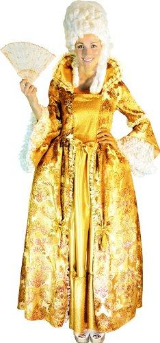 Unbekannt Aptafêtes-cu010557/42-44-Kostüm Comtesse de chambort-Größe 42/44