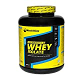 MuscleBlaze Whey Isolate Protein (2Kg / 4.4lbs, Chocolate)