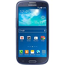 Samsung Galaxy S III Neo Smartphone (4,8 Zoll (12,2 cm) Touch-Display, 16 GB Speicher, Android 4.4) metallic blue