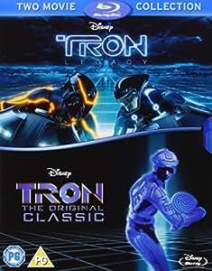 Tron - Legacy And Original Classic [BLU-RAY]