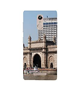 Unique Print Back cover For Gionee S6S