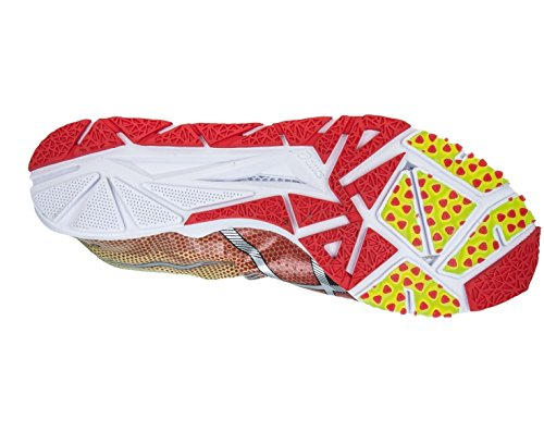 ASICS PIRANHA SP5 Scarpe Da Corsa Red