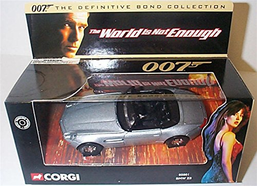 Corgi james bond 007 B.M.W Z8 the definitive collection, used for sale  Delivered anywhere in UK