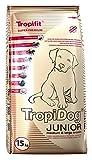 Tropical Super Premium Hundefutter mit Truthahn, Lachs und Ei, 1er Pack (1 x 15 kg)
