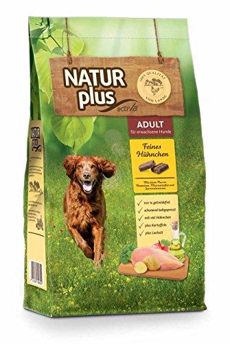 Natur Plus Trockenfutter Hundefutter Adult (12 - Hundefutter Plus Natur
