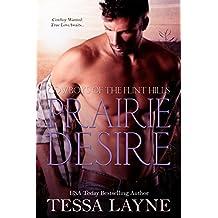 Prairie Desire: Cowboys of the Flint Hills (English Edition)