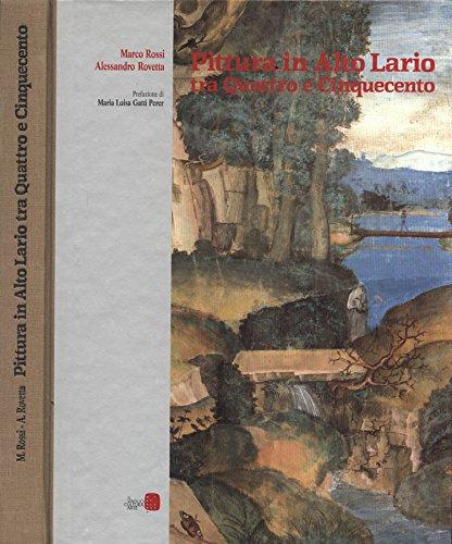 Pittura in Alto Lario tra Quattro e Cinquecento.
