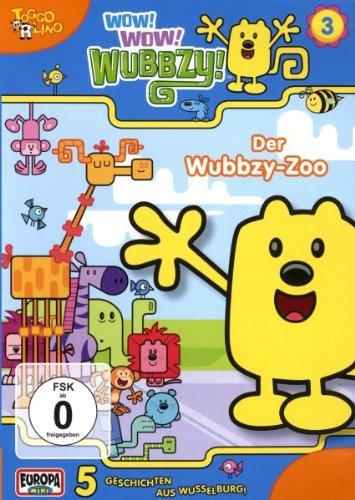3 - Der Wubbzy-Zoo