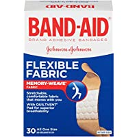 Band-Aid Brand Adhesive Bandages, Flexible Fabric, 30 Count by Band-Aid preisvergleich bei billige-tabletten.eu