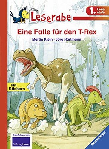 Eine Falle für den T-Rex (Leserabe - 1. - T-trex