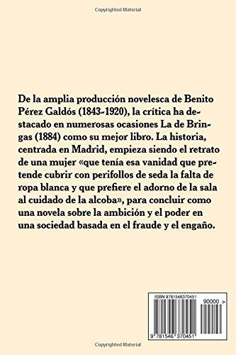 La de Bringas (Spanish Edition)