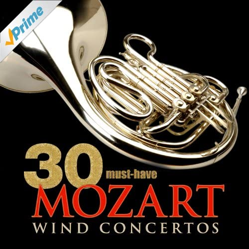 30 Must-Have Mozart Wind Concertos