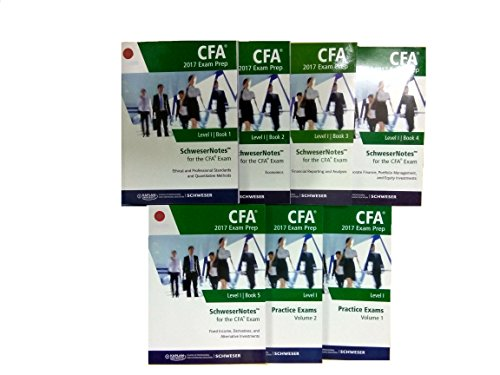 2017 CFA Level 1 Study package + 2 Practice books + Question bank CD ( Eligible Only with purchase from Way2succes)