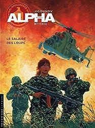 Alpha, tome 3 : Le salaire des loups