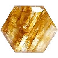 budawi® - Bergkristall mit Eiseneinschlüssen Feenstein ca. 40 x 40 mm, Edelstein Bergkristall Eiseneinschlüssen preisvergleich bei billige-tabletten.eu