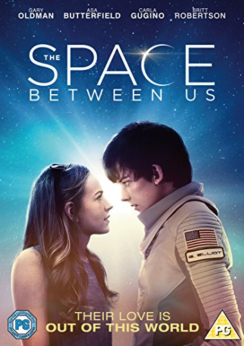 the-space-between-us-dvd