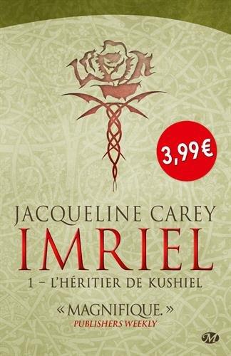 Imriel, Tome 1 : L'héritier de Kushiel