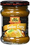 Real THAI Gelbe Curry Paste, 3er Pack (3 x 227 g)