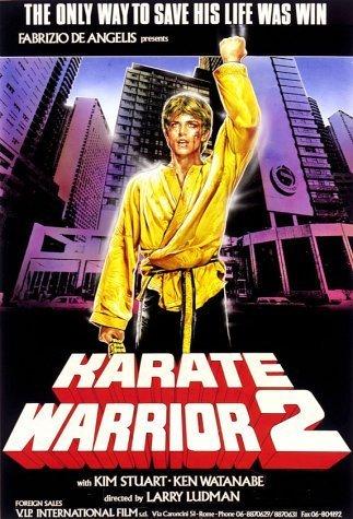 Karate Warrior 2 by Kim Rossi Stuart