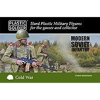 Plastic Soldier 15mm Cold War Soviet Infantry # MOD015001