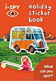 i-SPY Holiday Sticker Book: What can you spot? (Collins Michelin i-SPY Guides)