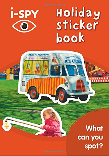 i-SPY Holiday Sticker Book: What can you spot? (Collins Michelin i-SPY Guides) por i-SPY