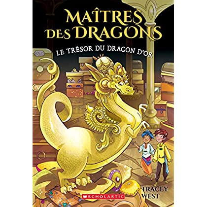 Le Tresor Du Dragon d'Or