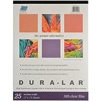 Grafix Clear .005 Dura-Lar Film, 28cm by