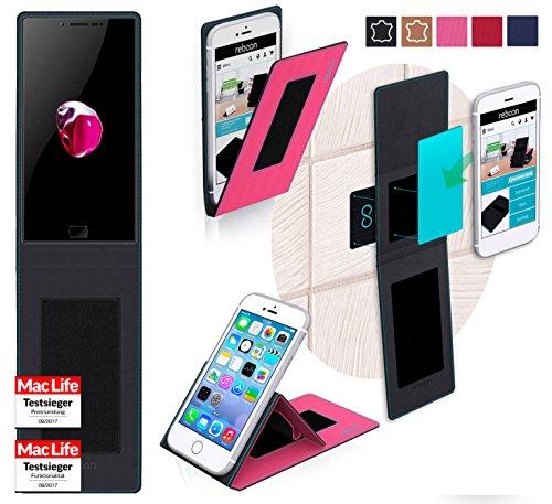 reboon Hülle für Maze Blade Tasche Cover Case Bumper | Pink | Testsieger