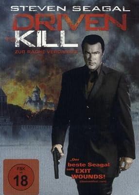 Driven to Kill - Zur Rache verdammt (Steelbook)