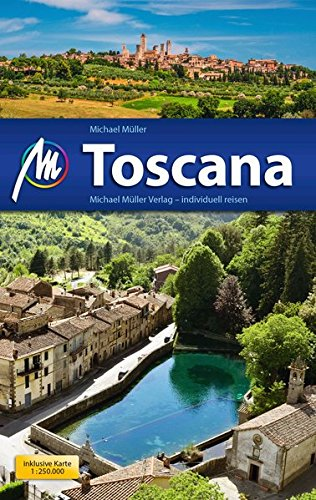 Toscana: Reiseführer mit vielen praktischen Tipps. -