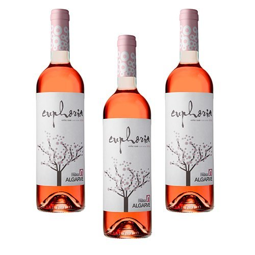 Euphoria - Vino Rose - 3 Botellas