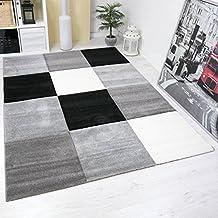 Teppich weiß schwarz  Suchergebnis auf Amazon.de für: teppich schwarz weiß
