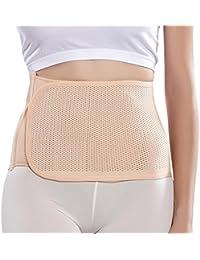 Dexinx Mutterschaft Atmungs Postpartum Slim Recovery Bauch Gaze Einfache Bauch Wrap Convenient f/ür die Wiedererlangung Taille Form