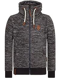 Naketano Male Zipped Jacket Der Gedudelte
