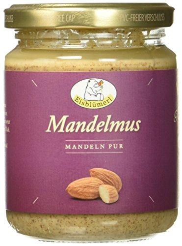 Eisblümerl Mandelmus Bio Brotaufstrich Nussig, 1er Pack (1 x 0.25 kg)