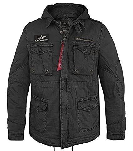 Alpha Industries Jacke Rod, Gr. M,